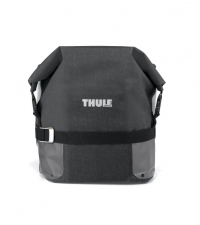 THULE Сумка велосипедная Small Adventure Touring Pannier, малая, черная