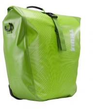 Набор велосипедных сумок Thule Shield Pannier, L, салатовый (Chartreuse)