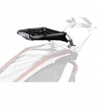 Багажник для 2-х местных колясок, все модели спортивной серии + Chinook 2, 14-