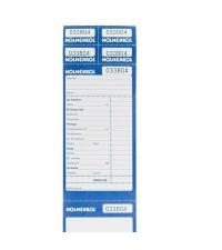 HOLMENKOL Этикетка для сервиса REPAIR CARD, 50 шт