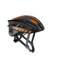 SCOTT Шлем Vanish 2 orange camo/black