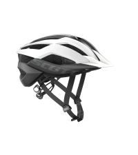 SCOTT Шлем ARX MTB WHITE / BLACK