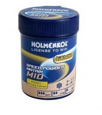 HOLMENKOL Порошок гоночный MATRIX SPEED POWDER MID (от -8), 30 г