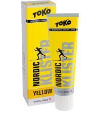 TOKO Клистер NORDIC желтый (0/-2), 55 г.