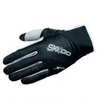 SKIGO Лыжные перчатки X-Skin Glove черные, S