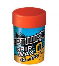 OPTIWAX Мазь держания фтористая GRIPWAX 0 (+2...-2)