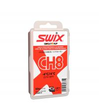 SWIX Мазь скольжения CH8X RED (+4...-4), 60 г.