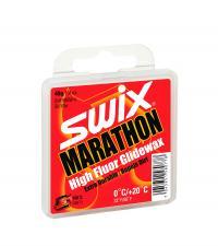 SWIX Мазь скольжения DHF104BW WHITE MARATHON (0...+20), 40 г.