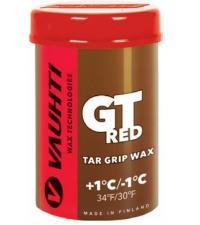 VAUHTI Мазь держания смоляная GT RED (+1/-1), 45 г