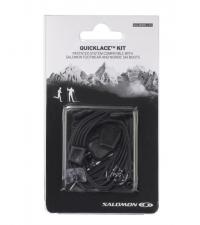 SALOMON Шнурки QUICKLACE KIT BLACK