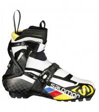 Лыжные ботинки SALOMON S-LAB SKATE PRO RACER