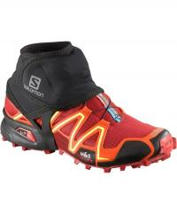 SALOMON Гетры TRAIL GAITERS LOW BLACK