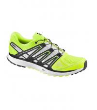 SALOMON Кроссовки X-SCREAM FLUO YELLOW/BLACK/WH