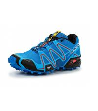 SALOMON Кроссовки SPEEDCROSS 3 BL/BL/RADIANT.R