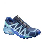 SALOMON Кроссовки SHOES SPEEDCROSS 4 GTX W Blue