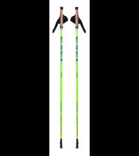EXEL Палки для ходьбы NORDIC TRAINER ALIS YELLOW/BLUE