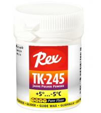 REX Порошок фтористый TK-245 (+5/-5), 30 г.