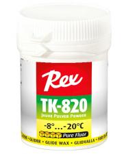 REX Порошок фтористый 489 TK-820 (-8/-20), 30 г.