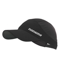 NONAME Кепка RACE CAP BLACK, черный