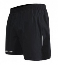 NONAME Шорты TRAIL SHORTS 17 UNISEX, черный