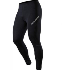 NONAME Тайтсы KOIO LONG RUNNING TIGHTS 17 UNISEX, черный