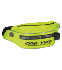 ONE WAY Термос-подсумок THERMO LED 0,9L YELLOW/BLACK