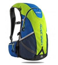 ONE WAY Рюкзак TRAIL HYDRO 20L YELLOW/BLUE