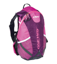 ONE WAY Рюкзак TRAIL HYDRO 20L PINK/BLACK