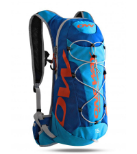 ONE WAY Рюкзак XC HYDRO 15L BLUE/ORANGE
