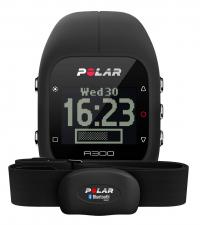POLAR Спортивные часы A300 HR BLACK
