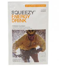 SQUEEZY Изотонический напиток ENERGY DRINK апельсин 50 г