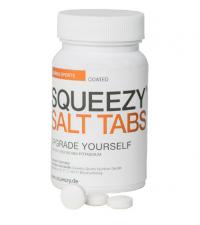 SQUEEZY Солевые таблетки SALT TABS 100 шт.
