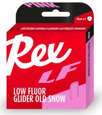 REX Низкофторовый парафин 440 розовый для старого снега(+5/-15),86 г