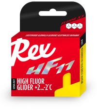 REX Высокофторовый парафин  HF11 Racing Service Glider(+2/-2)