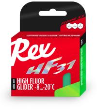 REX Высокофторовый парафин  HF31 Racing Service Glider