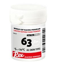 REX Фторовый порошок  Racing Service 63