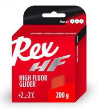 REX Высокофторовый парафин 415 красный, 200 г