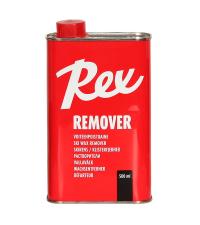 REX Смывка для мазей WAX REMOVER, 500 мл