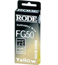 RODE Мазь скольжения фтористая FG50 (+1/-2), 50 г.