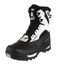 SALOMON Ботинки TOUNDRA MID WP W BLACK