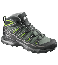 SALOMON Ботинки X ULTRA MID 2 GTX® M BETTLE GRE/Bk/S