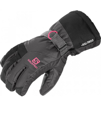 SALOMON Лыжные перчатки ODYSSEY GTX JR GALET