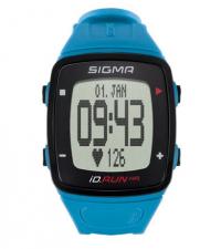 SIGMA Спортивные часы ID.RUN HR PACIFIC BLUE