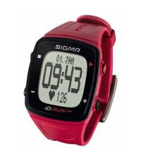 SIGMA Спортивные часы ID.RUN HR ROUGE