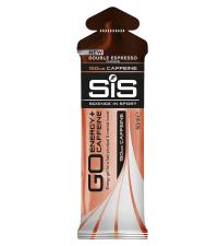 SISГельизотоническийуглеводныйскофеином150мг GO ENERGY + CAFFEINE GEL двойной эспрессо,60мл