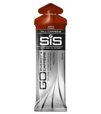 SISГельизотоническийуглеводныйскофеином75мг GO ENERGY + CAFFEINE GEL кола,60мл