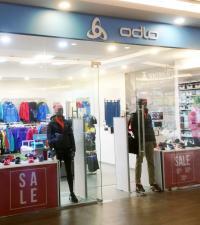 Магазин ODLO в ТРЦ «Gorky Gorod Mall», Сочи