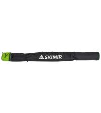 SKIMIR Чехол для лыж NORDIC VARIO black-green, 195-210 см