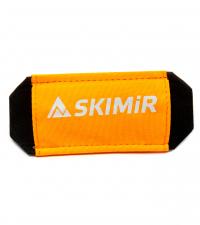 SKIMIR Скрепка/манжета для лыж NORDIC PRO fabric orange