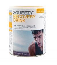SQUEEZY Напиток для восстановленияPROTEIN ENERGY DRINK шоколад,400г
